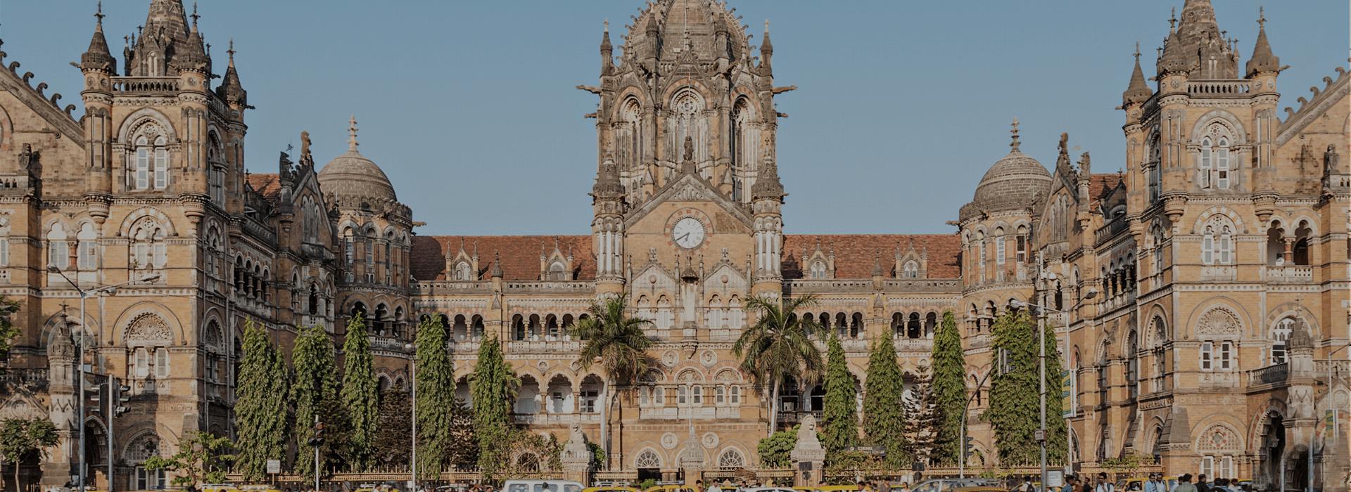 Chhatrapati Shivaji Terminus ~ Mumbai