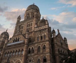 Chhatrapati Shivaji, the former Victoria Terminus
