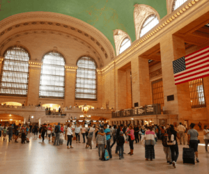 image of Grand Central station Terminal