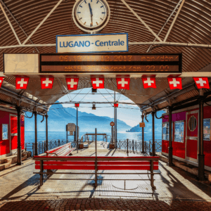 image of Lugano Centrale Station