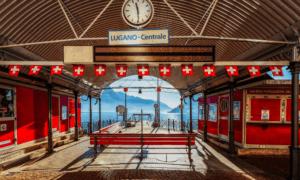 image of Lugano Centrale Station