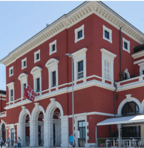 Image of Lugano Central Station