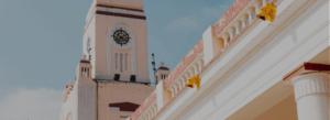 Mysore station clock tower